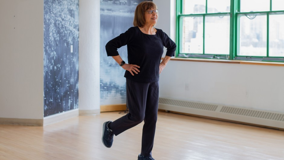 Sylvia Gains Mobility, Independence From Skills in Motion
