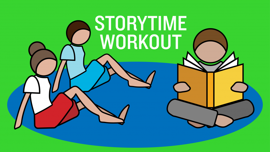 How to Bring Movement to Storytime