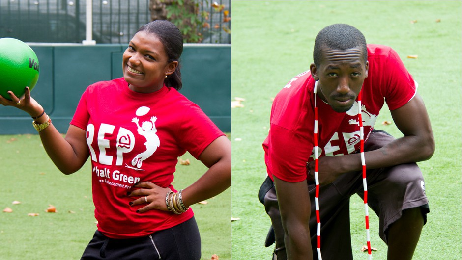 REP All Star Coaches of the Month: Lamar Burch and Yvonne Rosario