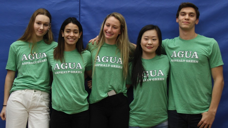 Five AGUA Athletes Commit to Swim in College