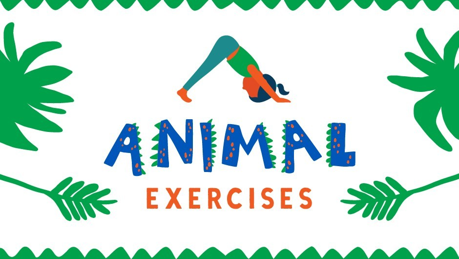 Animal Exercises to Boost Kids' Fitness Indoors