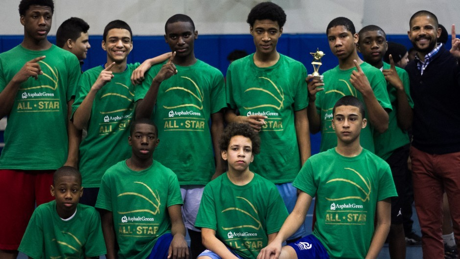 Community Sports Leagues: Basketball All-Star Game