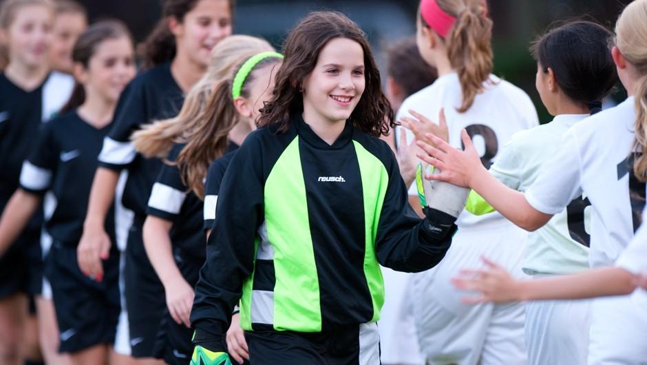 Asphalt Green Soccer Club Members Win Essay Contest