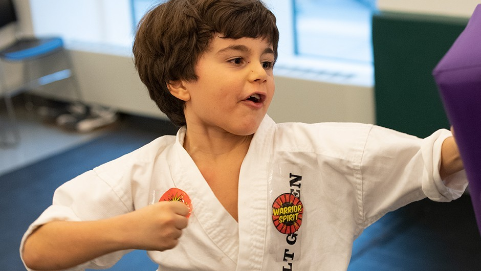 5 Reasons Why Your Toddler Should Take Martial Arts