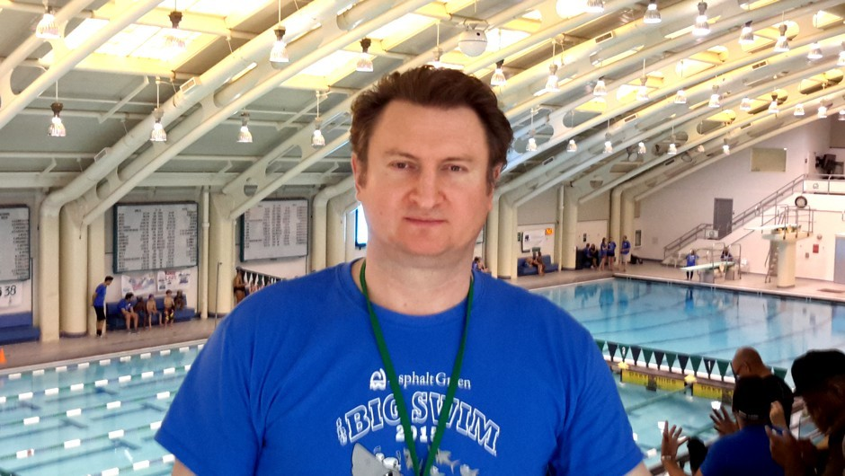 Staff Spotlight: Igor Zagoruiko