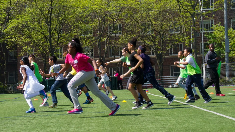 Community Spotlight: Reclaiming Recess by Embracing Organized Play
