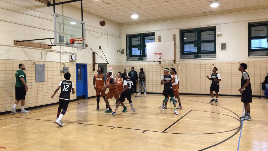 Basketball Community Sports Leagues Champions Crowned
