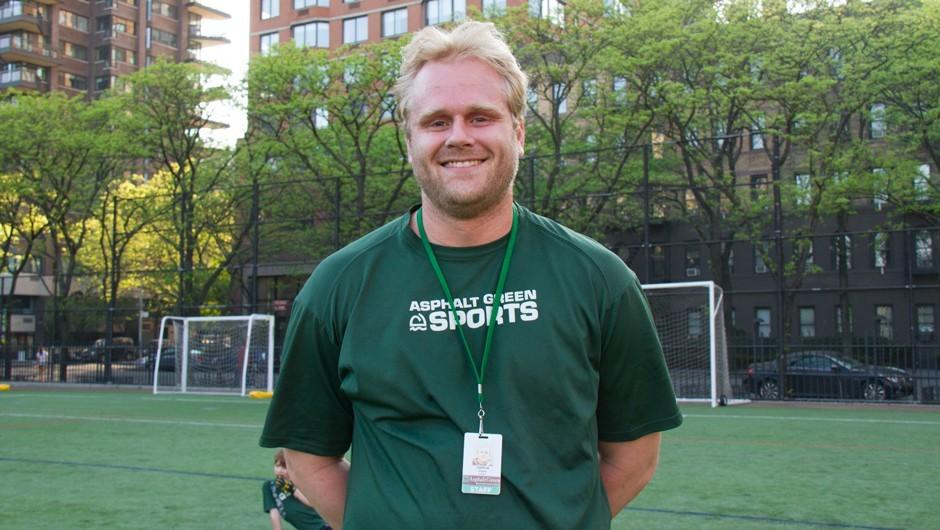 Staff Spotlight: Joshua Steele