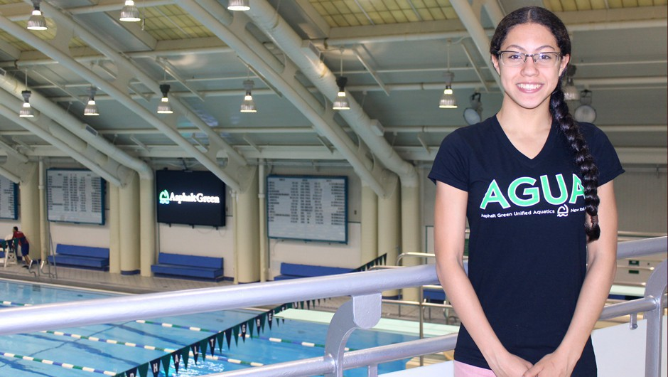 AGUA Swimmer and Olympic Trials-Bound Krystal Lara Featured in The New York Times