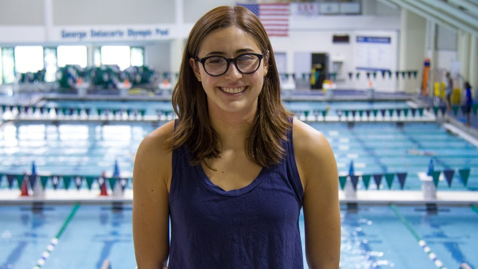 Get to Know Swim for the Future Scholarship Recipient Inez