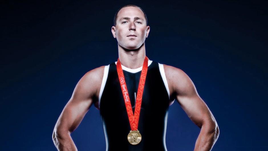 Jason Lezak: Journey to Olympic Gold