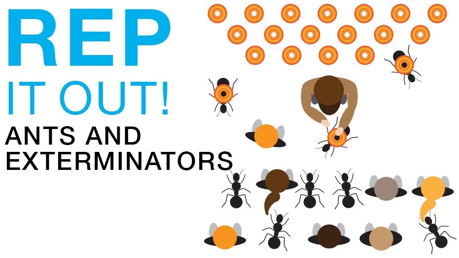 REP Game of the Month: Ants and Exterminators