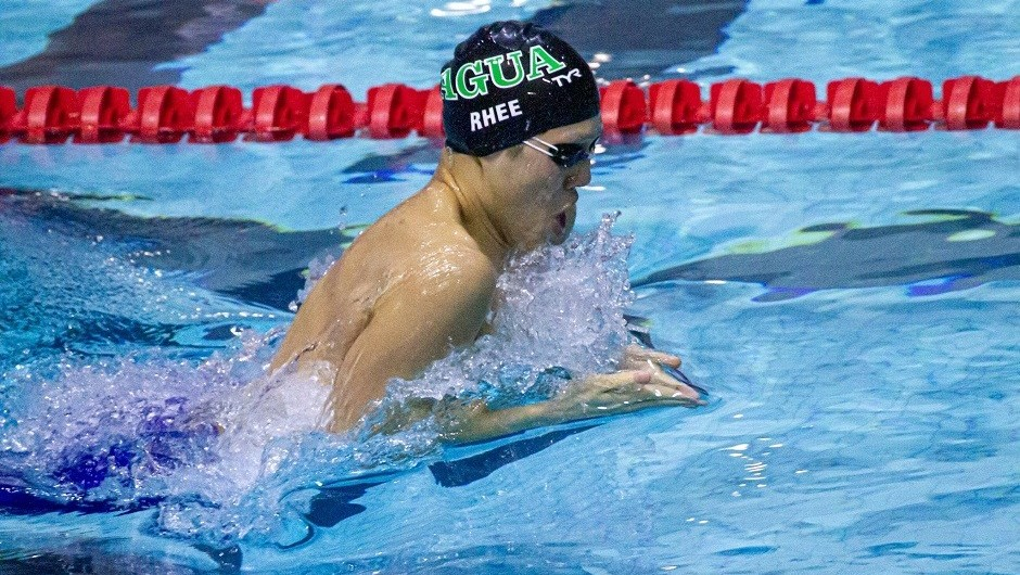 Five AGUA Swim Team Athletes Set to Compete at U.S. Olympic Trials