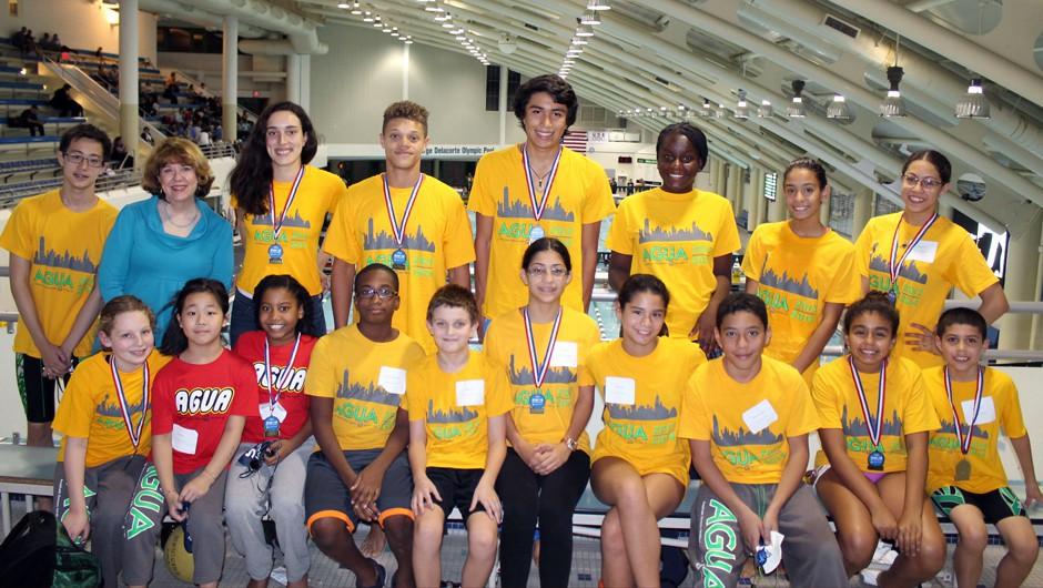 Swim for the Future Meet Raises Money for Scholarships