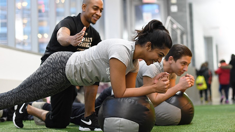 Is it Safe for Teens to Strength Train?