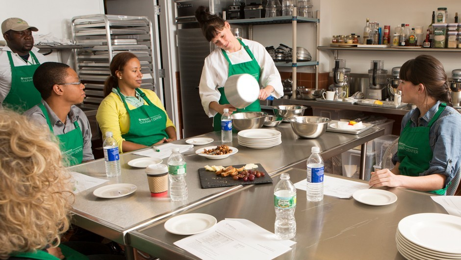 Embrace Your Inner Foodie: Youth and Adult Cooking Classes at Asphalt Green