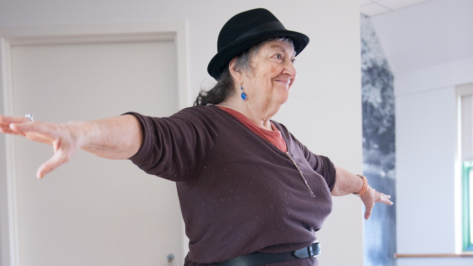 Senior Fitness Program Helps New Yorker Gain Mobility Back