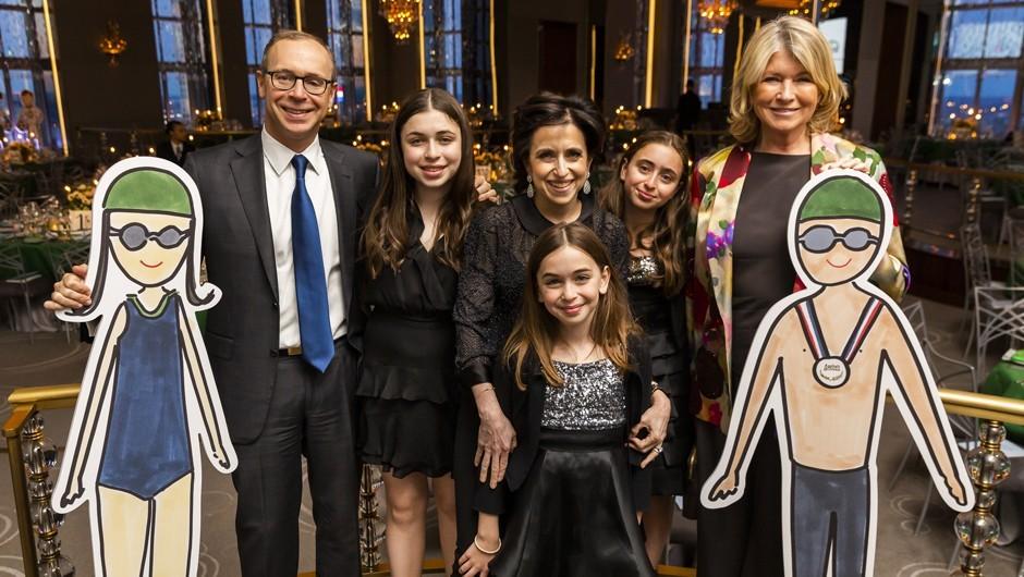 Asphalt Green Benefit Dinner Raises $2.1 Million