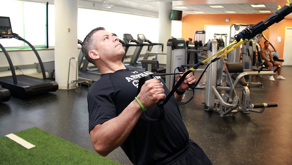 Get Fit Series: 20-minute TRX Workout