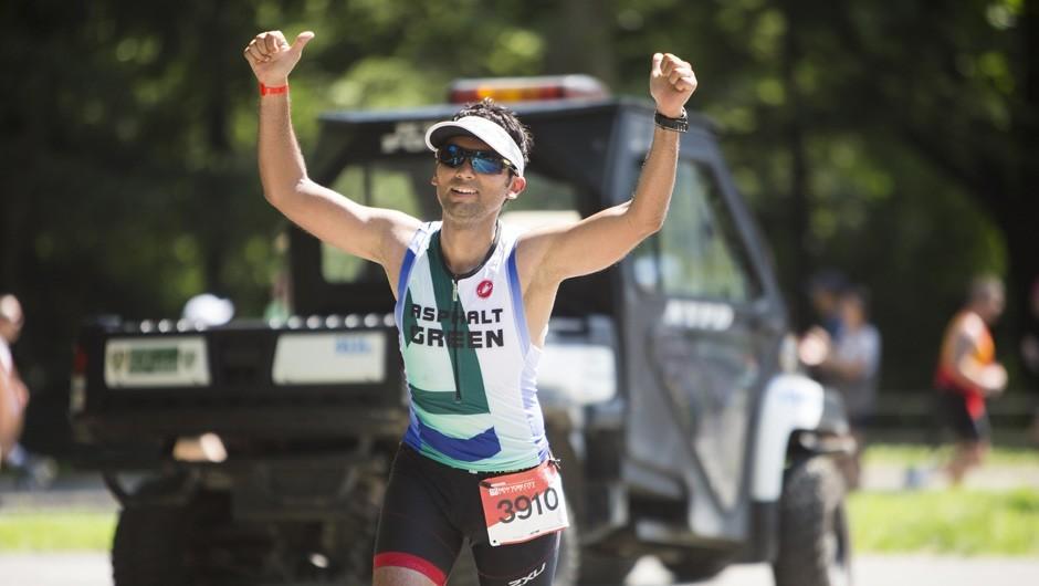 Asphalt Green Triathlon Club Wins Club Championship at 2015 New York City Triathlon