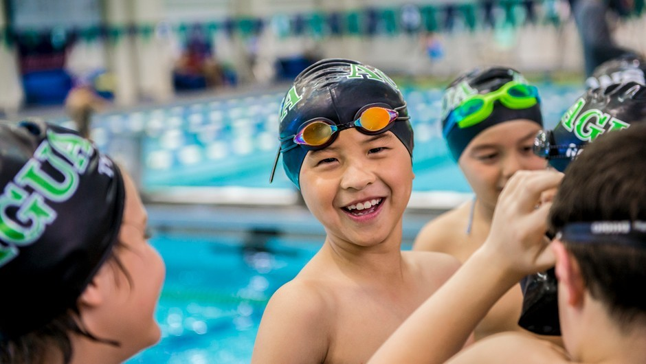 15th Anniversary of Swim for the Future Introduces New Competition