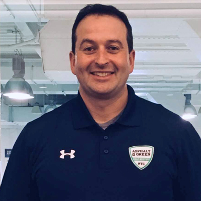 AGUA Masters Coach Matt Donovan